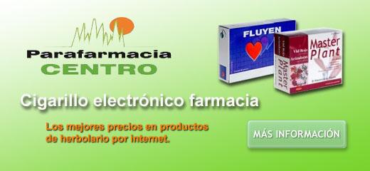 cigarrillo electronico farmacia