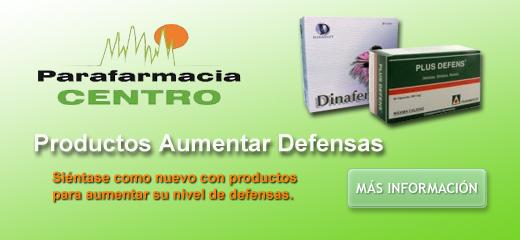 productos aumentar defensas