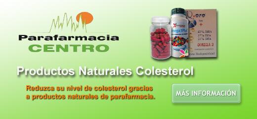 Productos Naturales Colesterol