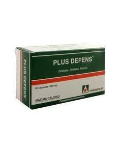 Imagen de producto relacionado: PLUS DEFENS 40 caps