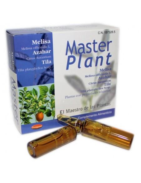 MASTER PLANT MELISA 10 AMPOLLAS
