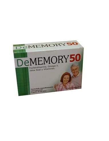 DE MEMORY 50 14X5 grs