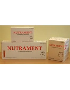 NUTRAMENT 45 caps.