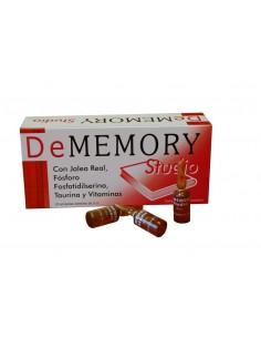 Imagen de producto relacionado: DE MEMORY STUDIO 20 AMPOLLAS