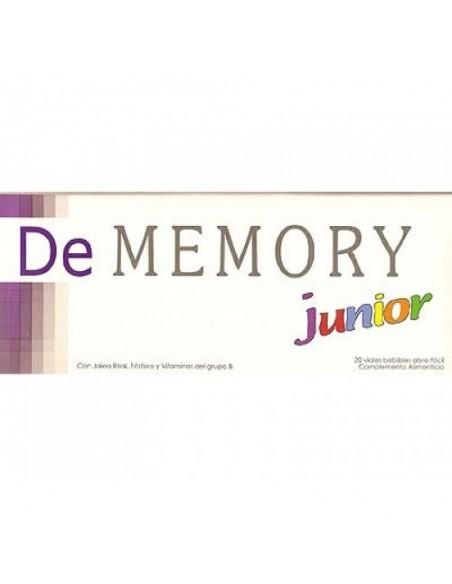 DE MEMORY JUNIOR 20 viales