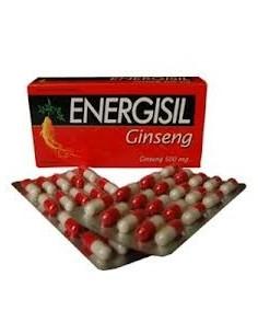Imagen de producto relacionado: ENERGISIL VIGOR 500 mg 40