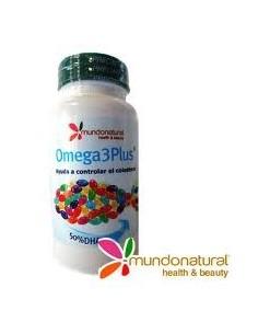 Imagen de producto relacionado: OMEGA 3 PLUS 90 caps.