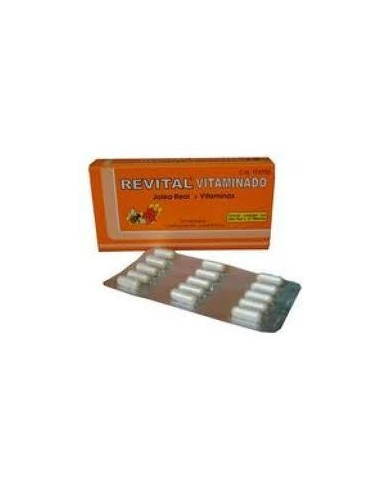 REVITAL VITAMINADO 30 caps.