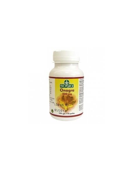 ACEITE DE ONAGRA 1000 mg. 100 PERLAS