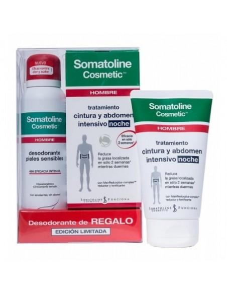 SOMATOLINE REDUCTOR HOMBRE + REGALO