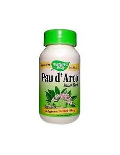 Imagen del producto PAU D ARCO 100 caps.
