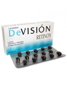 Imagen de producto relacionado: DEVISION RETINOX 30 caps.