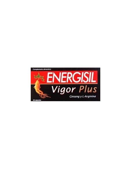 ENERGISIL VIGOR PLUS 30 caps.