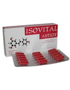 Imagen de producto relacionado: ISOVITAL ANTIOXIDANTE 30