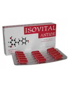 ISOVITAL ANTIOXIDANTE 30