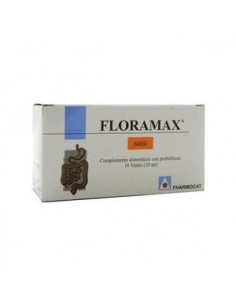 FLORAMAX 6000 10X10 ml