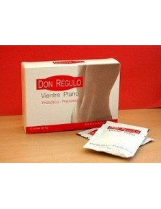 DON REGULO VIENTRE PLANO 10 SOBRES