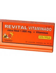 REVITAL VITAMINADO 1000 mg.