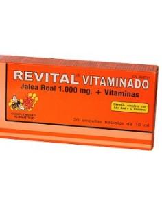 Imagen de producto relacionado: REVITAL VITAMINADO 1000 mg.