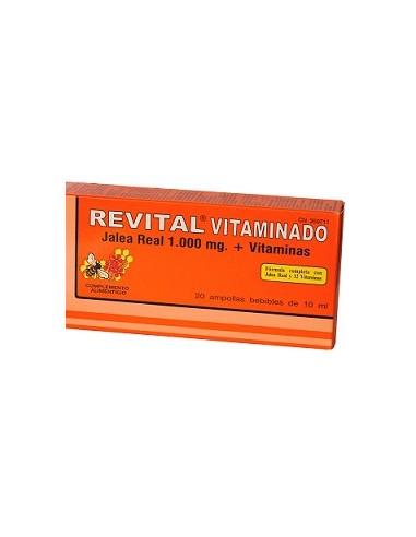 REVITAL VITAMINADO 1000 mg.