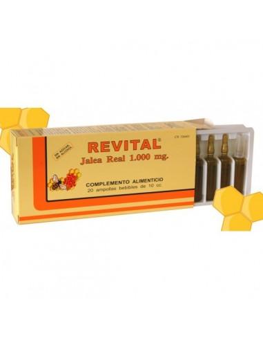 REVITAL JALEA REAL 1000 mg.