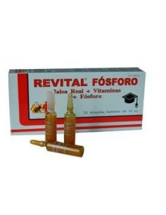 Imagen del producto REVITAL FOSFORO 20 amp.