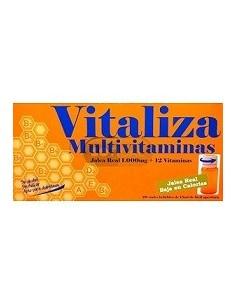 Imagen de producto relacionado: VITALIZA MULTIVITAMINA 20