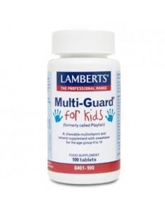 Imagen del producto MULTIGUARD FOR KIDS 100 COMP LAMBERTS