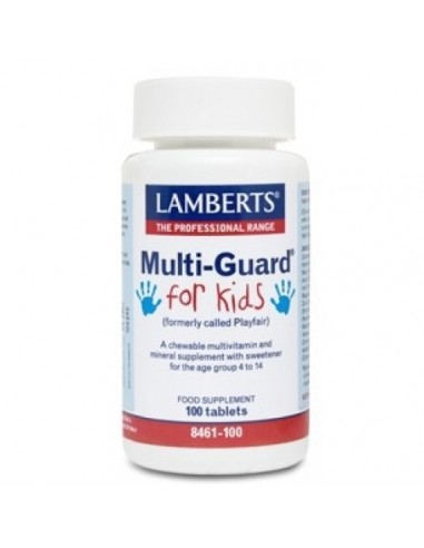 MULTIGUARD FOR KIDS 100 COMP LAMBERTS