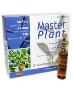 MASTER PLANT MELISA, TILA Y AZAHAR