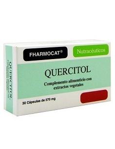 Imagen de producto relacionado: QUERCITOL 30 CAPS