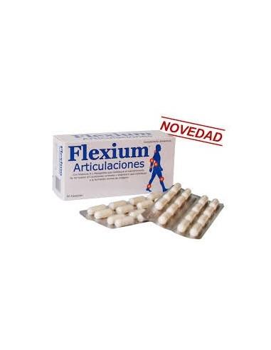 FLEXIUM ARTICULACIONES 60 CAPS