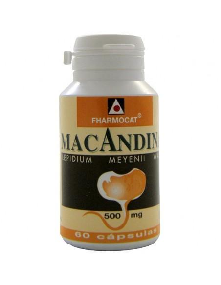 MACA ANDINA 60 CAPS