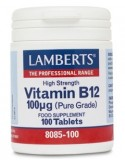 VITAMINA B12 100µg 100 TABL.