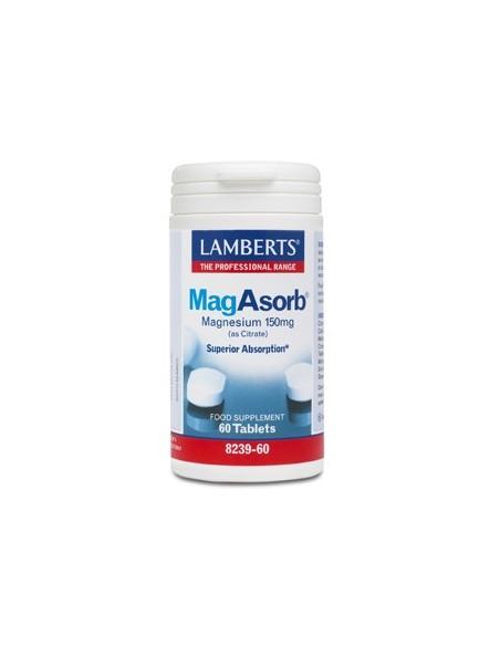 MAGASORB 60 tabletas LAMBERTS