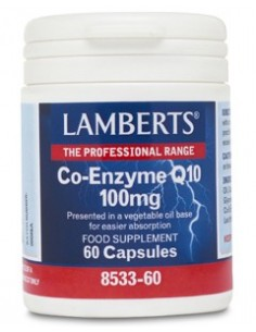 Imagen de producto relacionado: COENZIMA Q10 100mg 60 CAPS