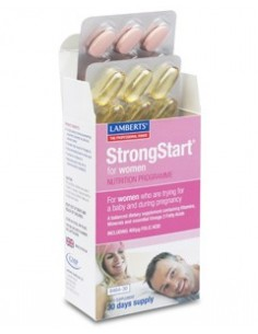 Imagen del producto STRONGSTART PARA MUJER 30 CAPS