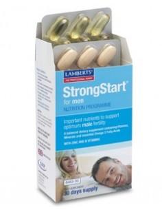 Imagen de producto relacionado: STRONGSTART PARA HOMBRE 30 CAPS