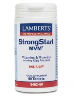 Imagen de producto relacionado: STRONGSTART MVM 60 tabl.