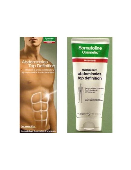SOMATOLINE TOP DEFINITION HOMBRE 400 ml