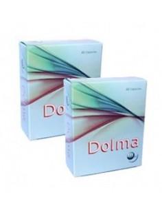 Imagen de producto relacionado: 2 DOLMA 60 CAPS