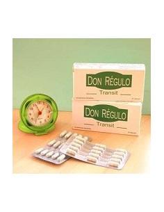 Imagen de producto relacionado: 2 DON REGULO TRANSIT 30 CAPS