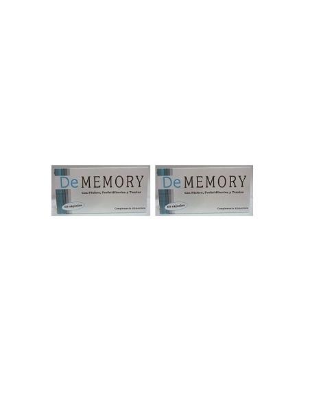 2 DEMEMORY 60 CAPS