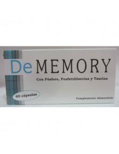 Imagen de producto relacionado: DEMEMORY 60 CAPS
