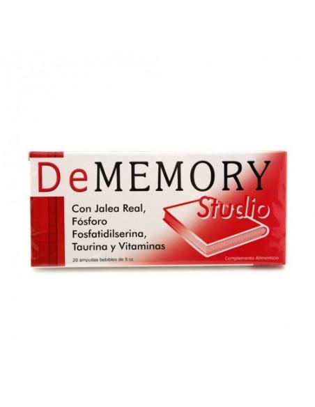 DE MEMORY STUDIO 30 caps.