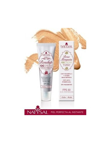 ROSA DE MOSQUETA CC CREAM  50 ml