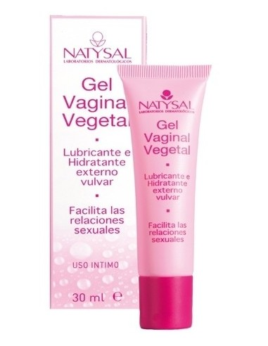 GEL VAGINAL VEGETAL 50ml