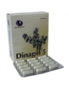 Imagen de producto relacionado: DINAGIN 5 - 60 CAPS