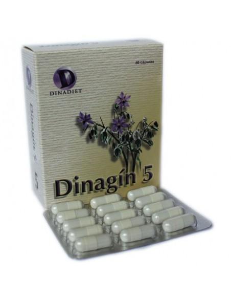 DINAGIN 5 - 60 CAPS