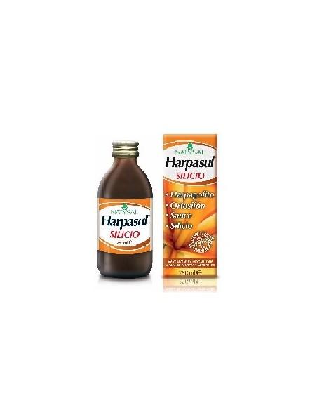 HARPASUL SILICIO JARABE 250 ml